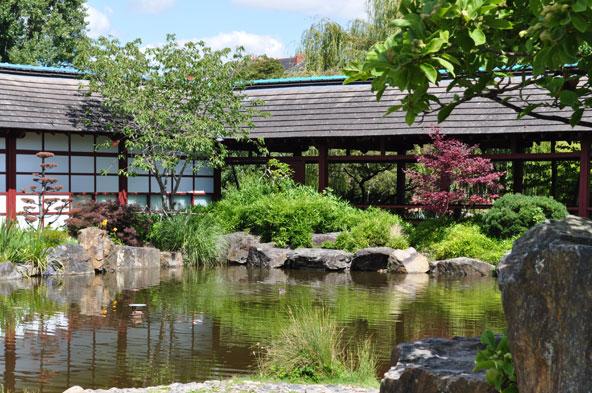 Nantes et ses alentours famtours avec vacances transat for Jardin japonais nantes