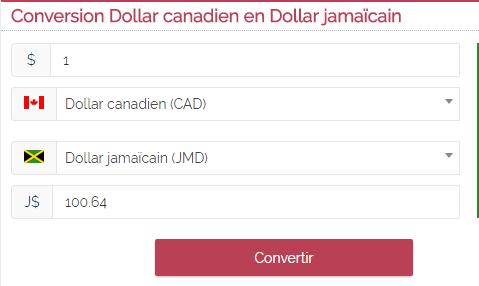 Dollar Jamaicain