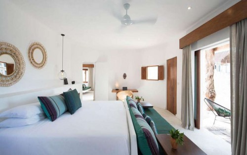 Les h tels villas hm isla holbox voyages bergeron for Club piscine montreal west island