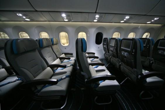 qatar airways d voile les si ges de son boeing 787
