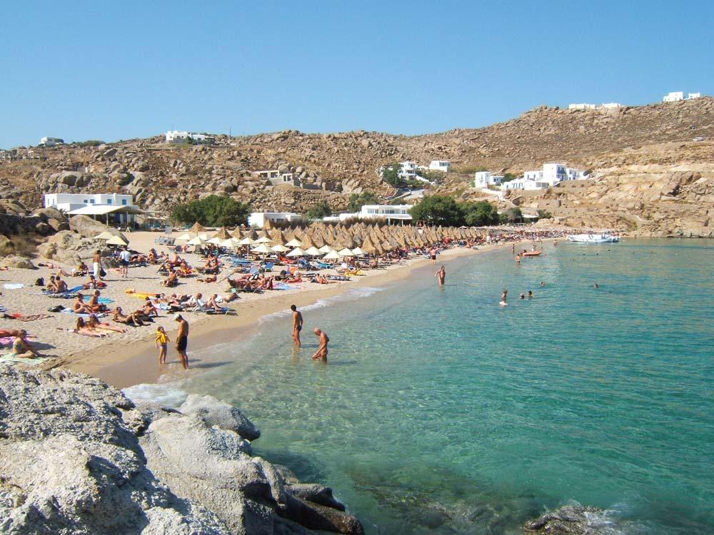 Paradise Beach Hotel Mykonos Tripadvisor