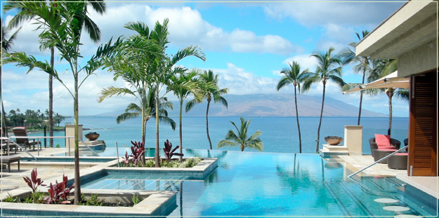 Le luxe hawaii voyages bergeron - Vacances hawaii villa de luxe ultime ...
