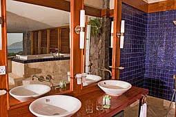 h tel jade mountain 5 ste lucie un h tel de r ve voyages bergeron. Black Bedroom Furniture Sets. Home Design Ideas