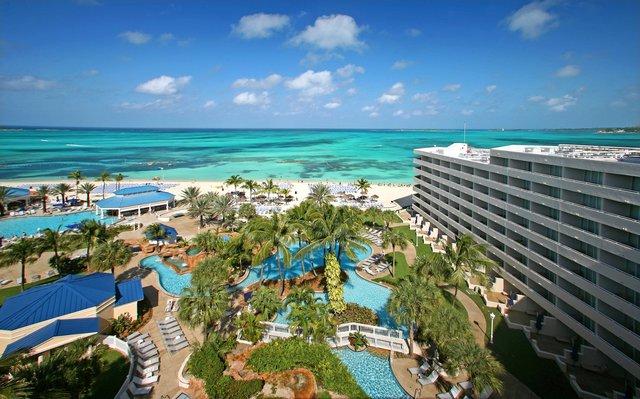 Melia Nassau Beach Resort Construction