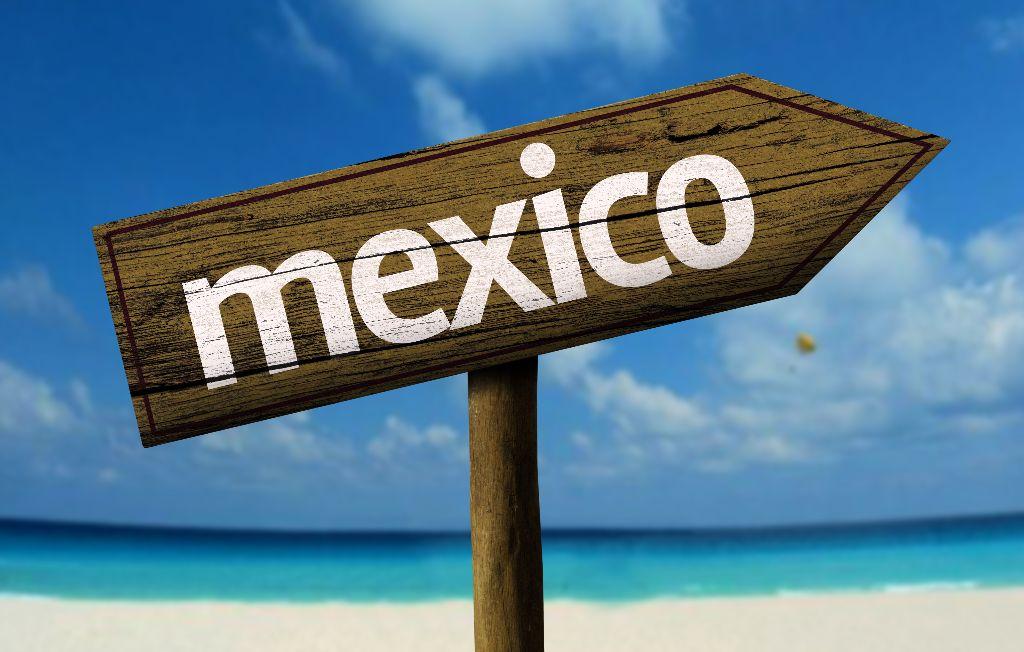 Tu sais que tu es au Mexique quand…