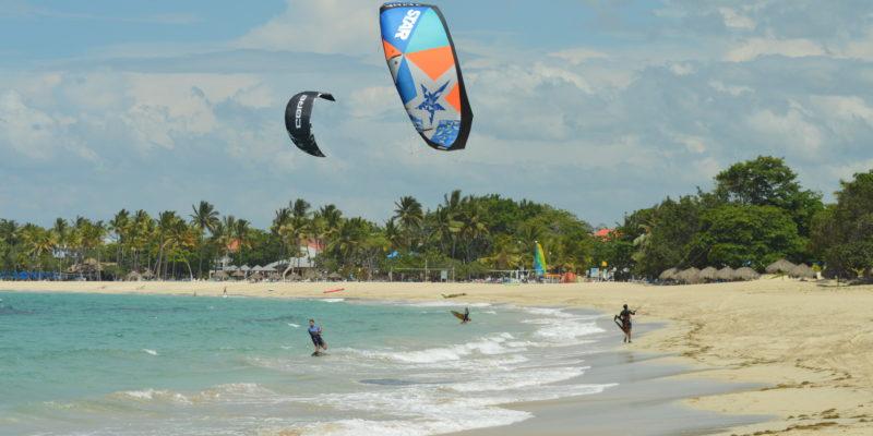 Les meilleurs endroits pour le KiteSurf