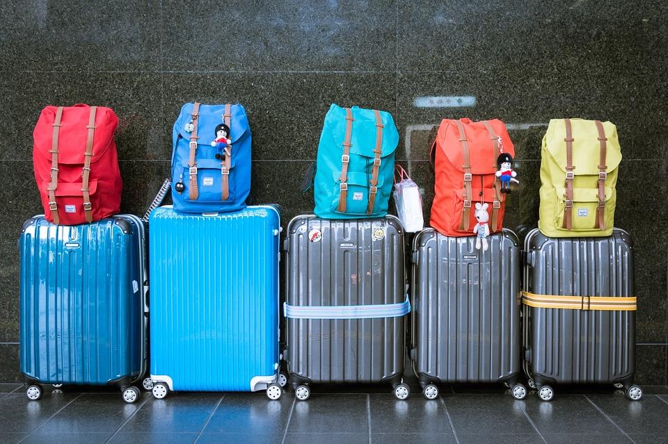 Certains objets ne devraient pas être mis dans le bagage enregistré