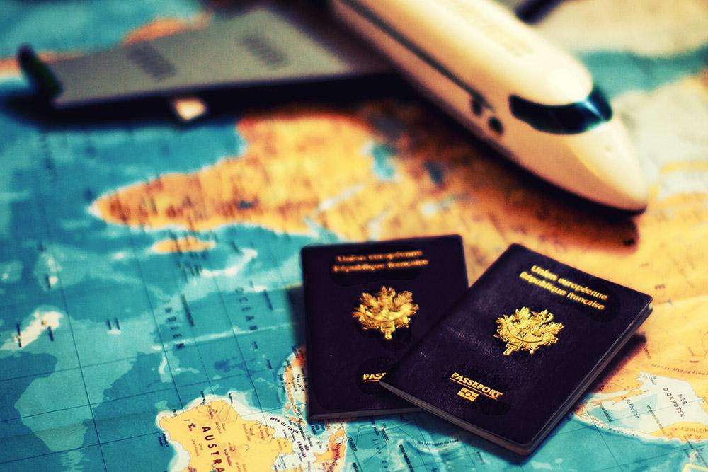 Passeport 101