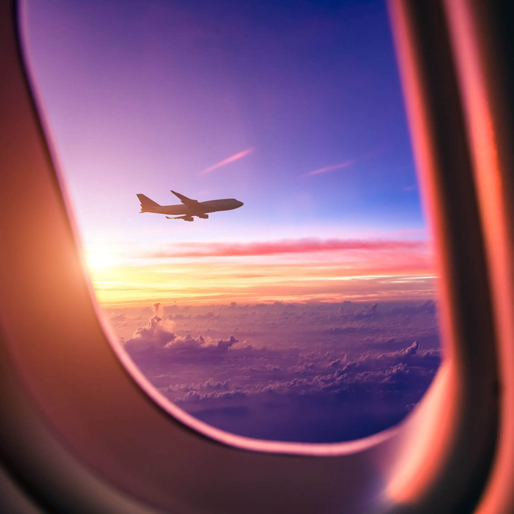 Choisir le bon siège en avion
