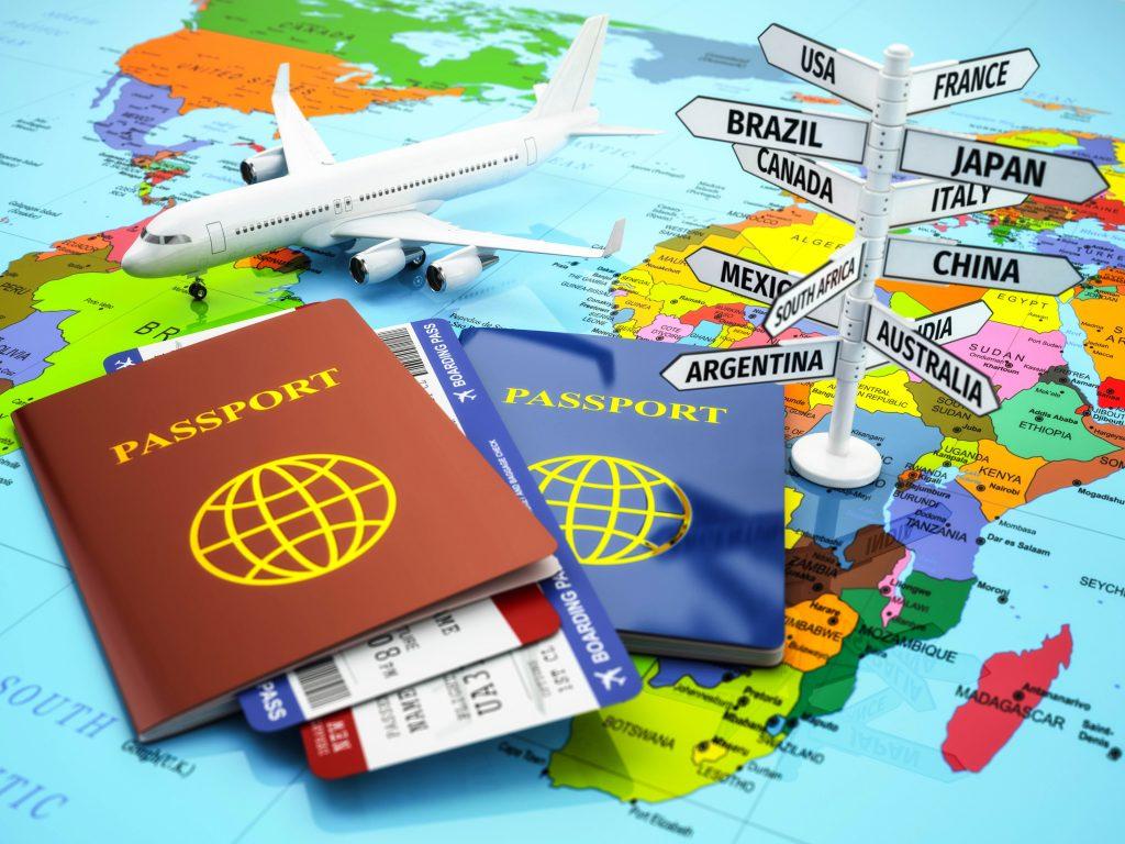 Un passeport, ça presse!