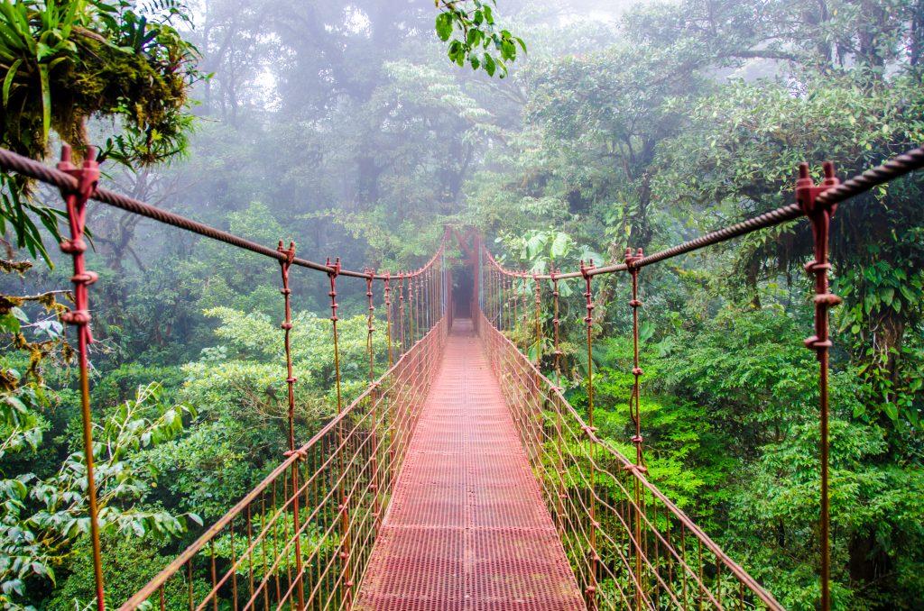 Évasion en nature au Costa Rica