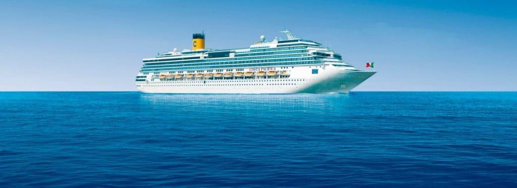 Costa Pacifica de Costa Cruises