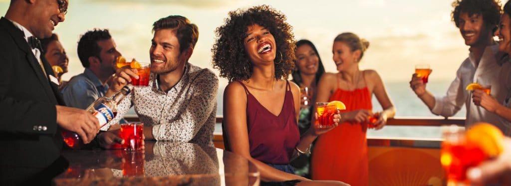 La vie à bord du Costa Pacifica de Costa Cruises