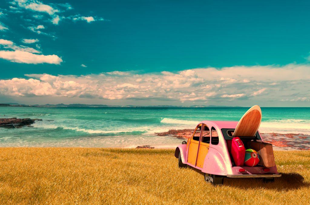 Dites oui au surf!