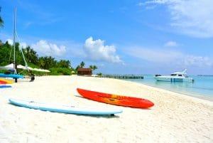 Voyage, soleil... et kayak!