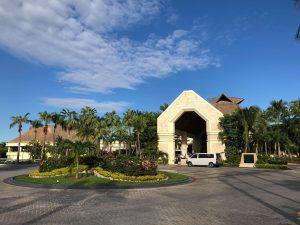 Le complexe hôtelier Bahia Principe du Mexique