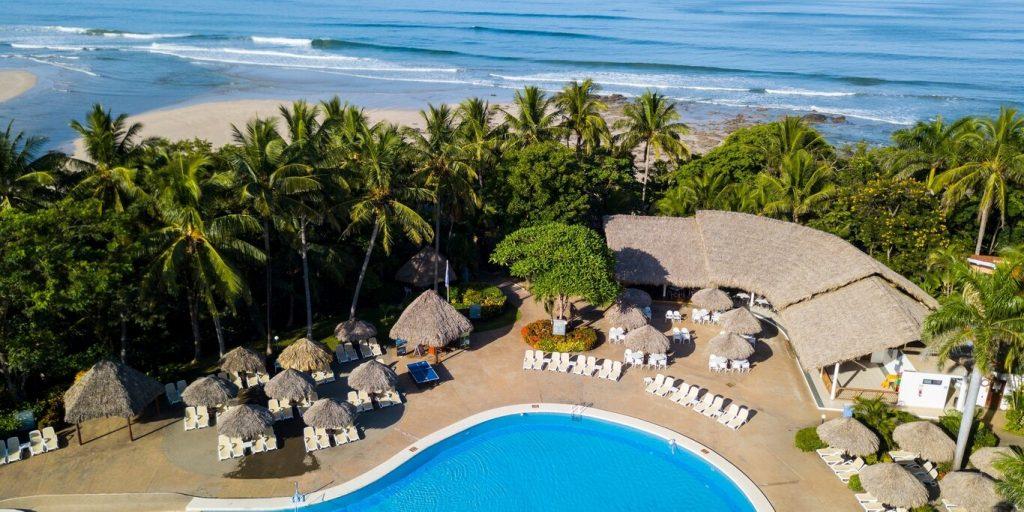 Etes-vous type plage ou type piscine dans les hôtels tout inclus?