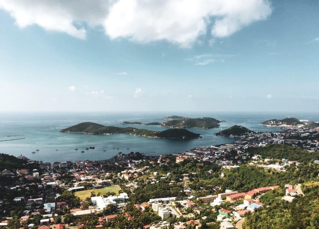 À la découverte de Charlotte-Amalie